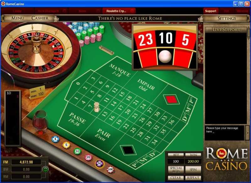 Rome Casino Rome Casino Review